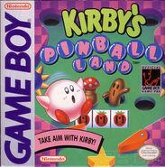 Kirby pinball