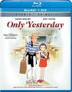 Only Yesterday 2016 Blu-ray