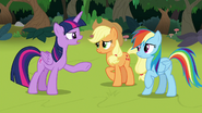 """Twilight """"the Teacher of the Month wouldn't care"""" S8E9"""