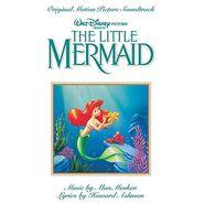 The Little Mermaid 1989 CD