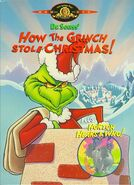 How the Grinch Stole Christmas 1997 DVD