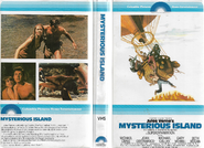 Mysterious Island 1979 Vhs Cover