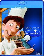 Ratatouille bluraydvd