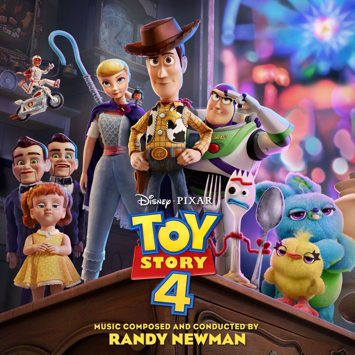 Toy Story 4 (soundtrack)
