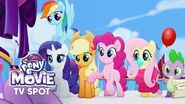 My Little Pony The Movie TV Spot 1