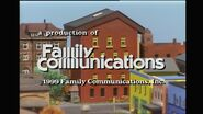 1999 Family Communications Logo