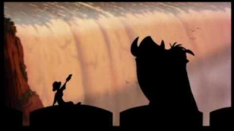 Disney's The Lion King 1½ (3) Movie Trailer