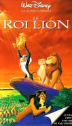Le Roi Lion VHS European French 1995