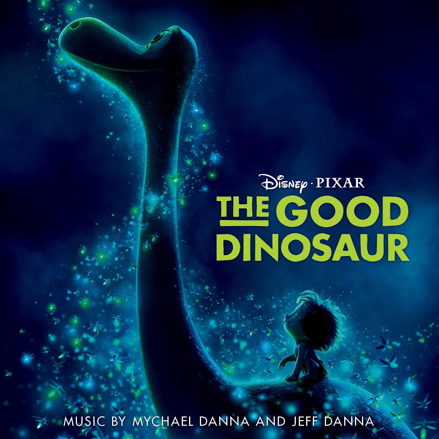 The Good Dinosaur (soundtrack)