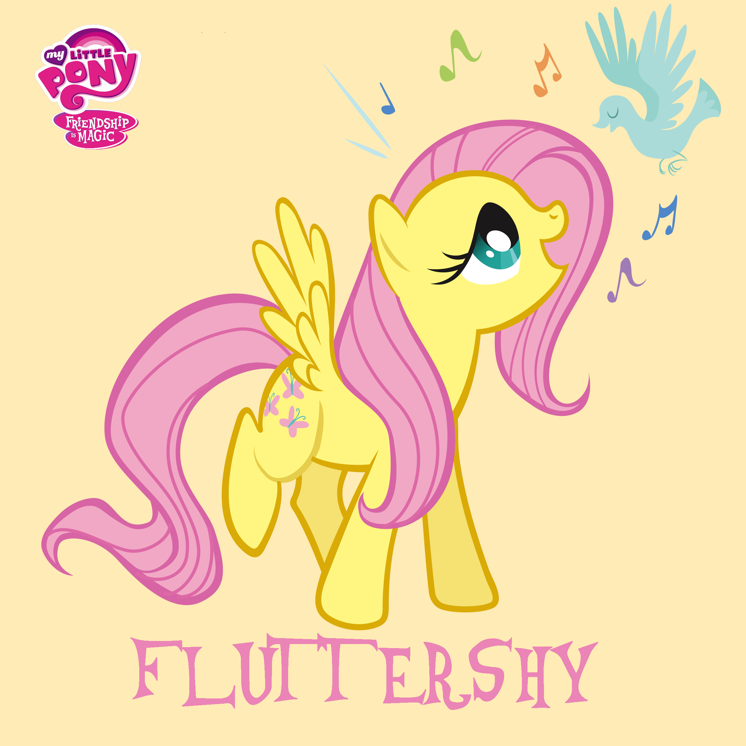 My Little Pony Friendship is Magic: Best of Fluttershy