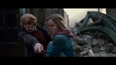 Harry Potter and the Deathly Hallows Official HD Trailer