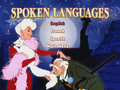 Aristocats spokenlanguages