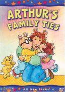 Arthur's Family Ties DVD
