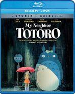 My Neighbor Totoro 2017 Blu-ray