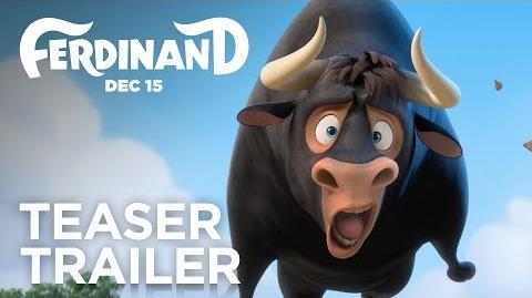 Ferdinand Teaser Trailer HD 20th Century FOX