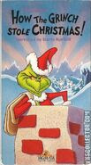 How the Grinch Stole Christmas 1988 VHS