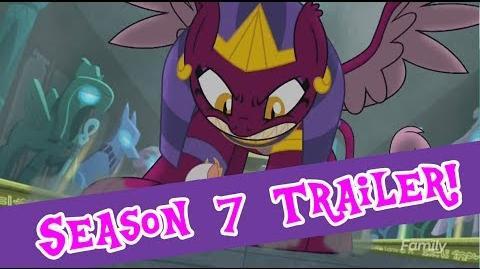 "( Trailer ) My Little Pony Season 7 - Episode 16 ""Campfire Tails"""