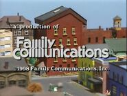 1998 Family Communications Logo