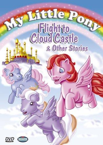 My Little Pony: Flight to Cloud Castle (DVD)