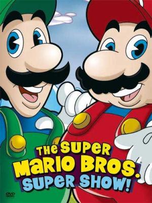 Super Mario Bros. Super Show: Volume 1 (DVD)