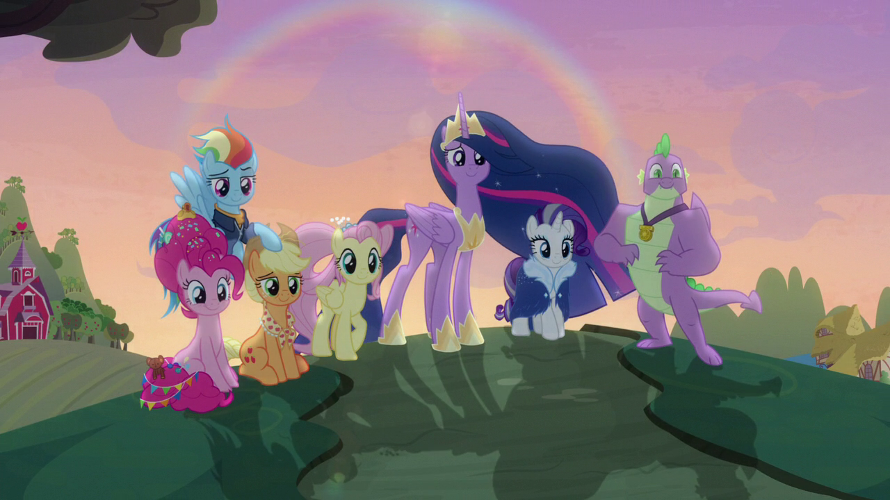 My Little Pony: Friendship is Magic/Fates
