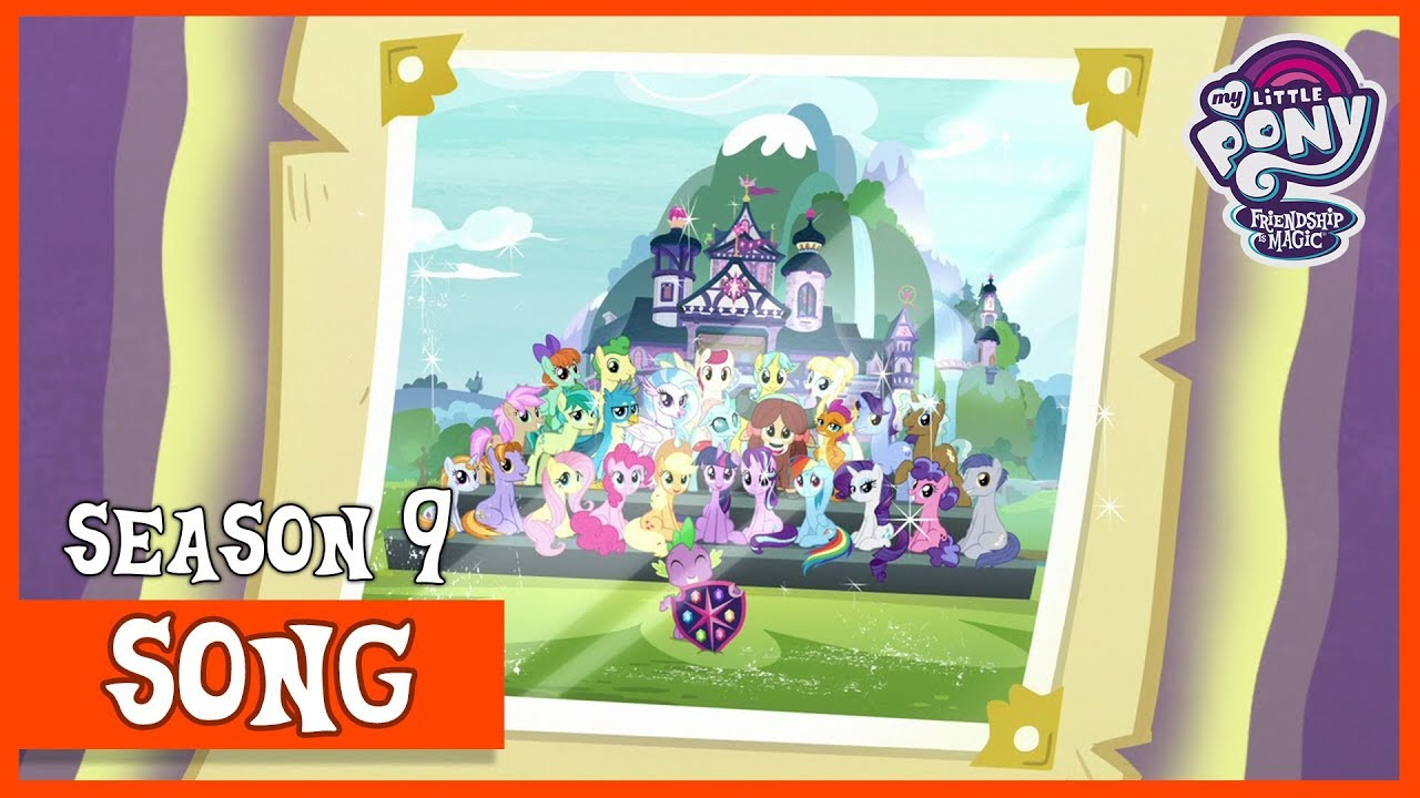 My Little Pony Friendship is Magic: The Complete Season 9