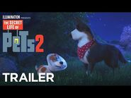 The Secret Life Of Pets 2 - The Rooster Trailer -HD- - Illumination