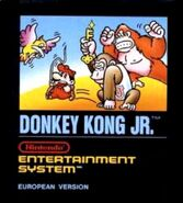 Donkeykongjr PAL