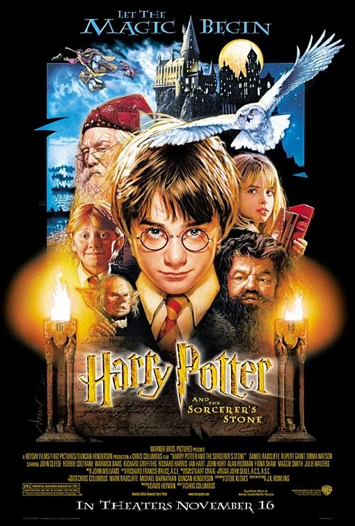 Harry Potter and the Sorcerer's Stone (film)