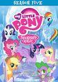 My Little Pony: Friendship is Magic: Season Five (DVD)