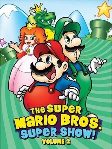 Super Mario Bros. Super Show: Volume 2 (DVD)