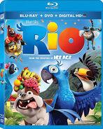 Rio 2014 Blu-ray