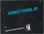 Donkeykongjr manual