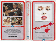 Emmanuelle (THE WORST MOVIE EVER!) 1980 VHS Cover