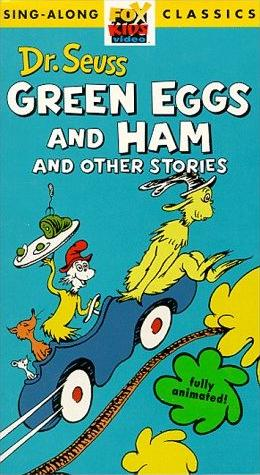 Dr. Seuss on the Loose (1985-1998 VHS)