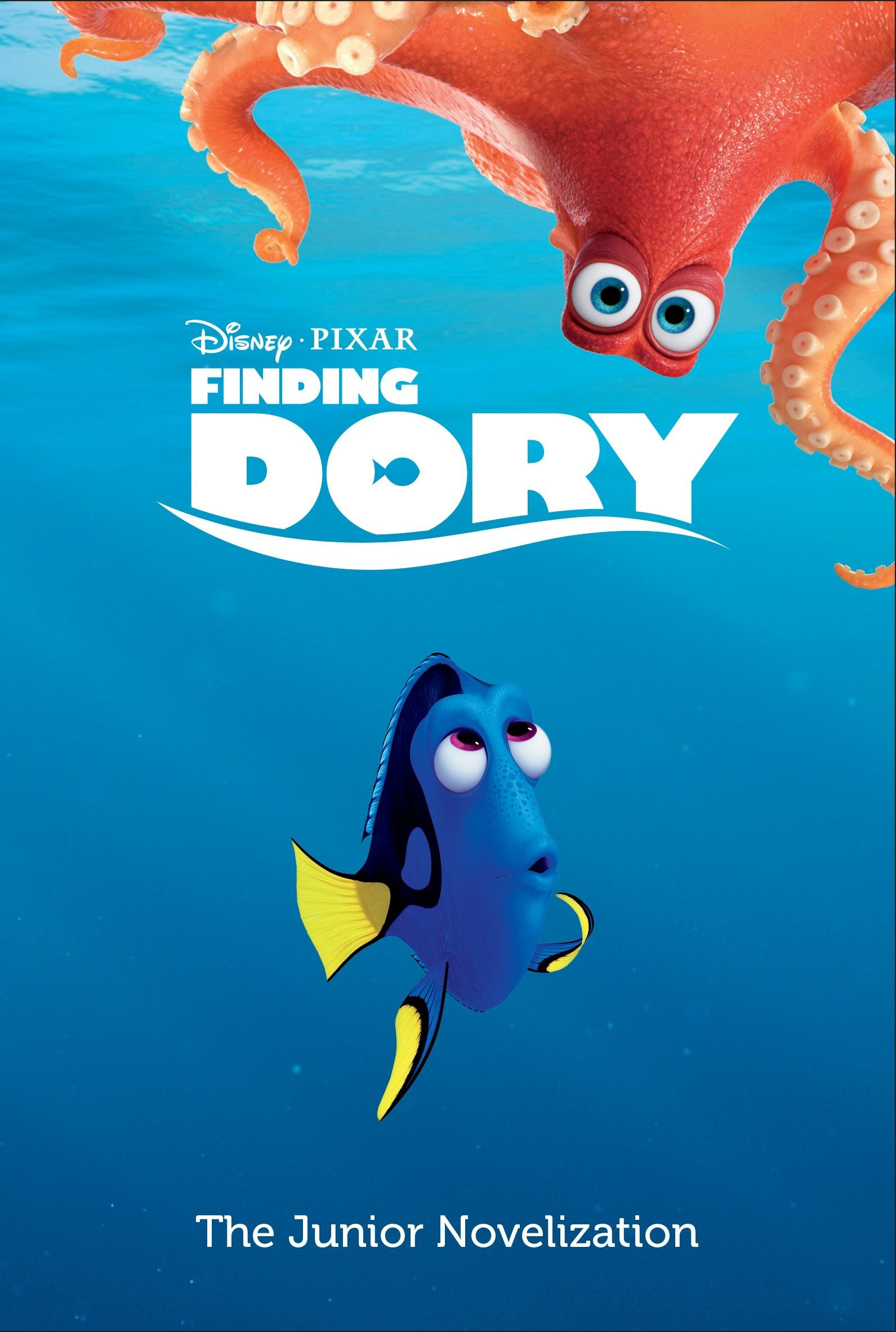 Finding Dory (books)