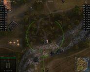Artillery aim mode ( Old version )
