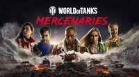 World of Tanks Mercenaries – Official Teaser Trailer