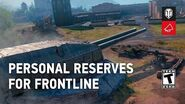 Frontline Personal Reserves for Frontline XP