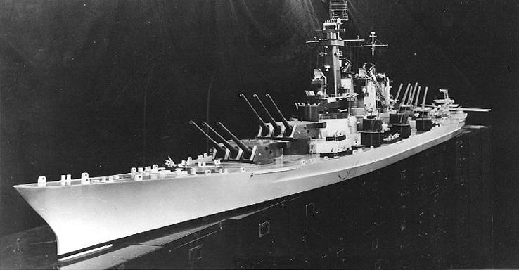 USS Ohio (BB-68)
