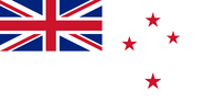 Naval Ensign of New Zealand