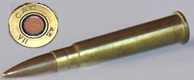 British .303 Cartridge