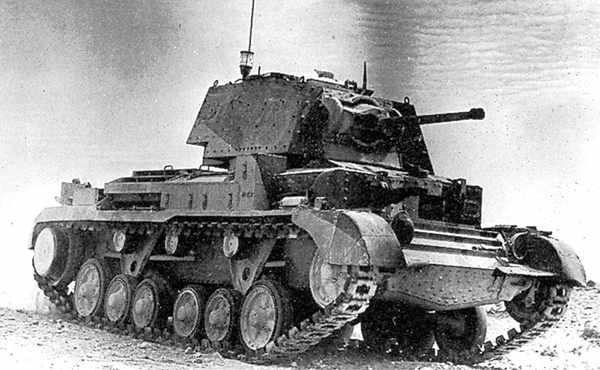 A10 Cruiser Tank Mk. II