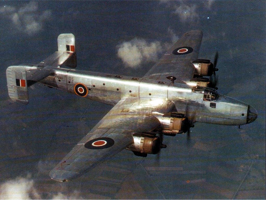 Handley Page Halifax