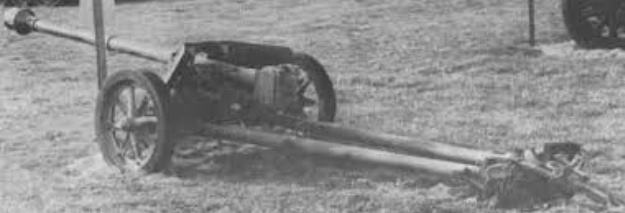 8 cm PAW 600