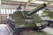 Object 704 in the Kubinka Museum