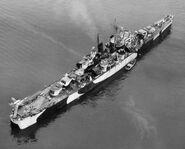 USS Pasadena CL