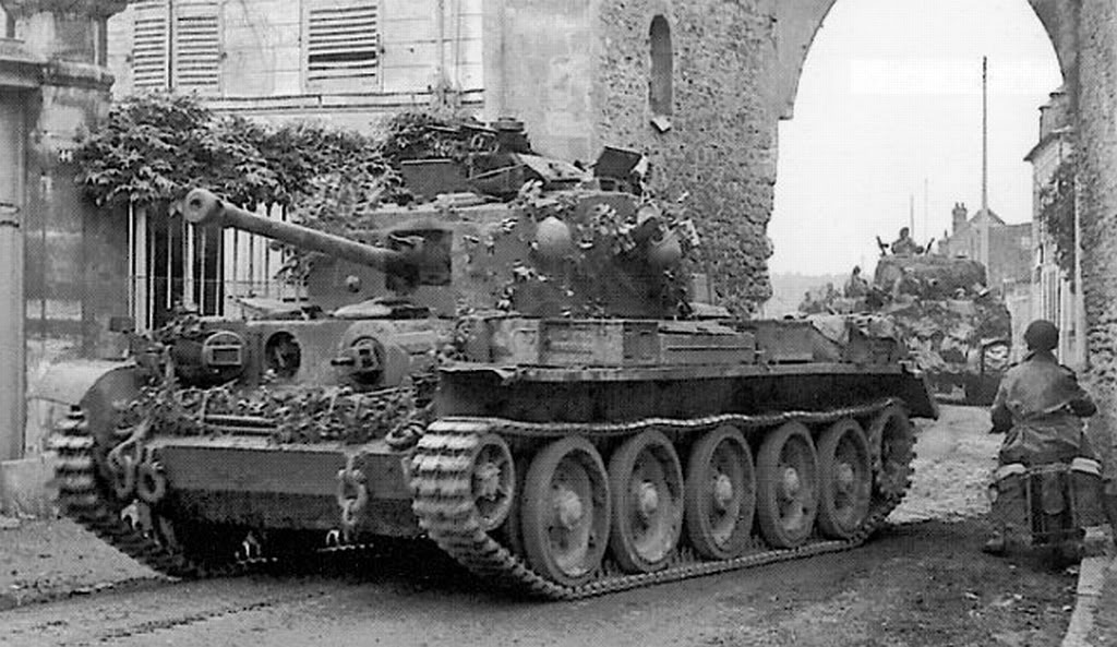 A27M Cruiser Tank Mk. VIII Cromwell