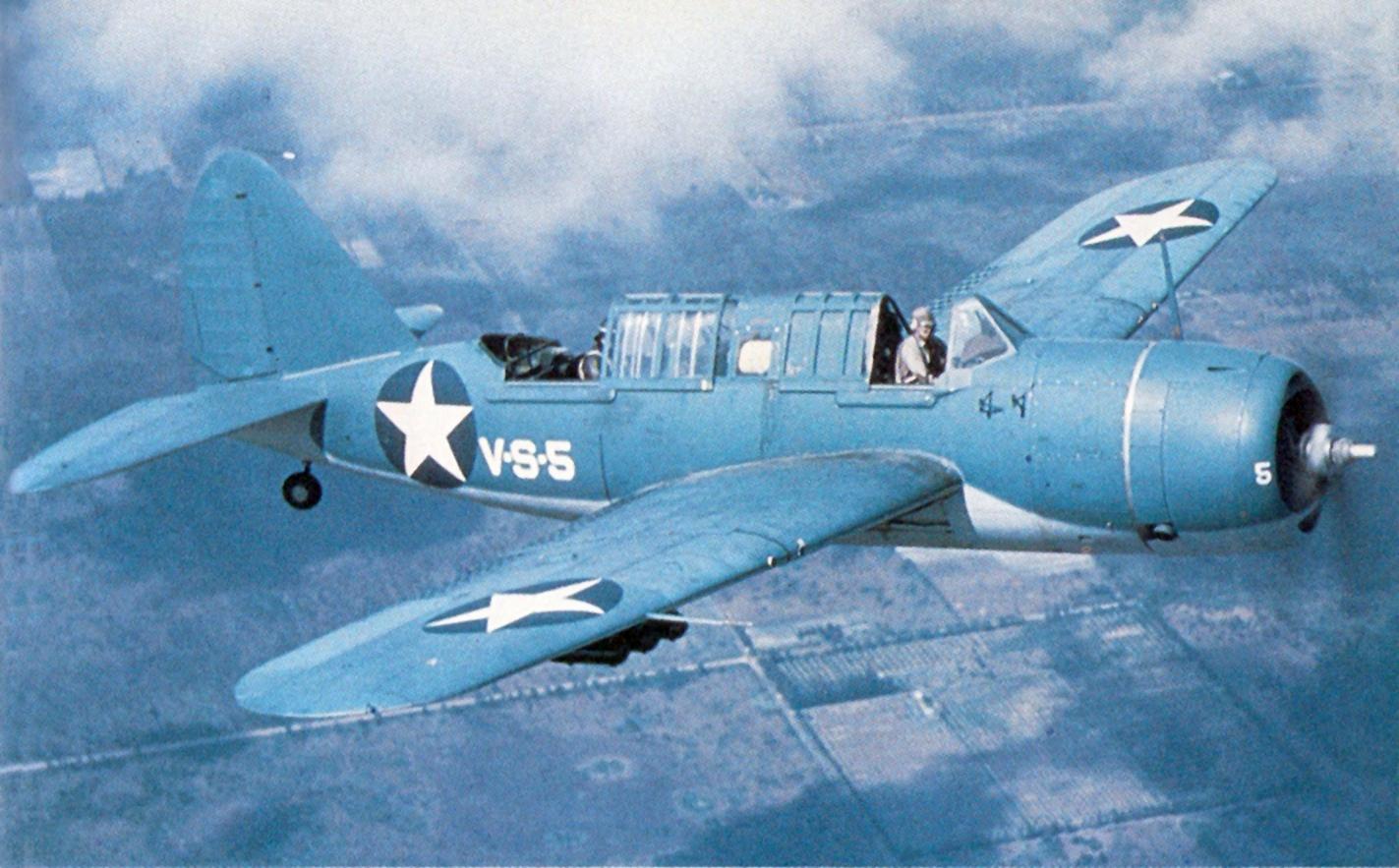 Brewster SB2A Buccaneer