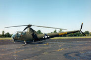 S-49 Sikorsky R-6A USAF museum